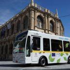 PHOTO 2 - Ηλεκτρικό Λεωφορείο